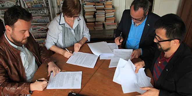 TGS Toplu İş Sözleşmesi İmzaladı