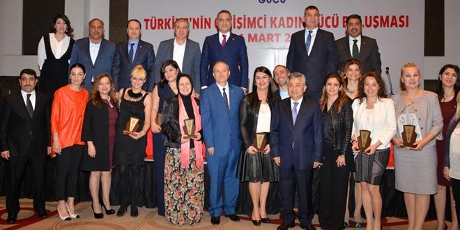 Türkiye'nin Girişimci Kadın Gücü Adana'da Buluştu