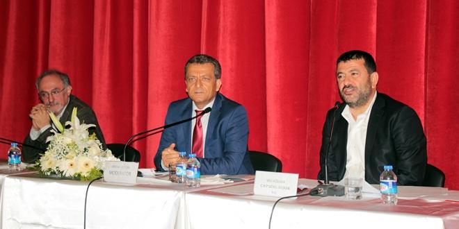 """Ensar Vakfı AKP'nin kendisidir"""