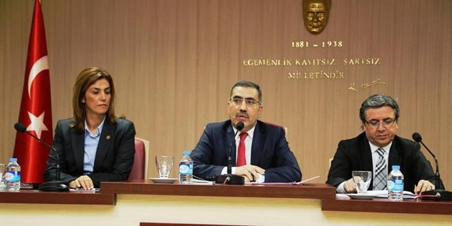 AKP'li Başkana CHP ve MHP'den Tam Destek