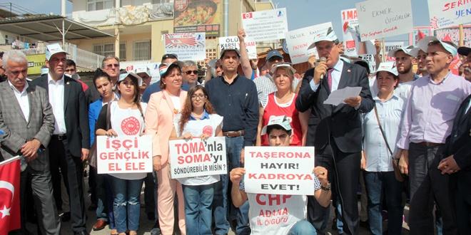 1 Mayıs'ta açlık grevine başladılar