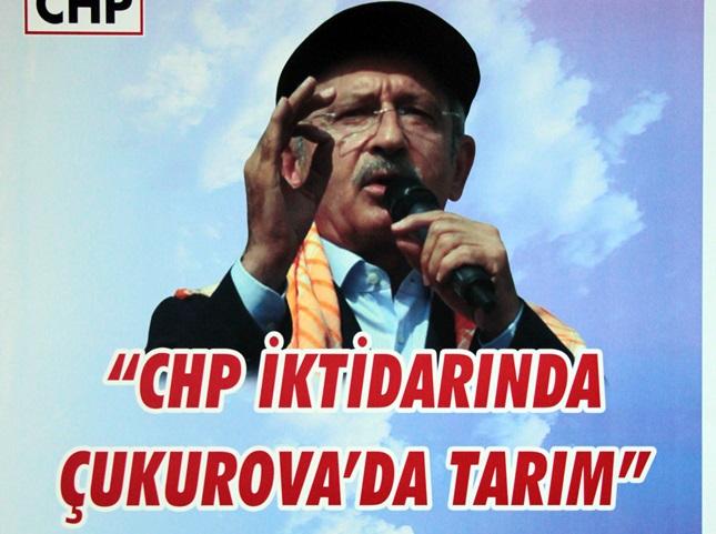Kılıçdaroğlu'nun Adana Programı