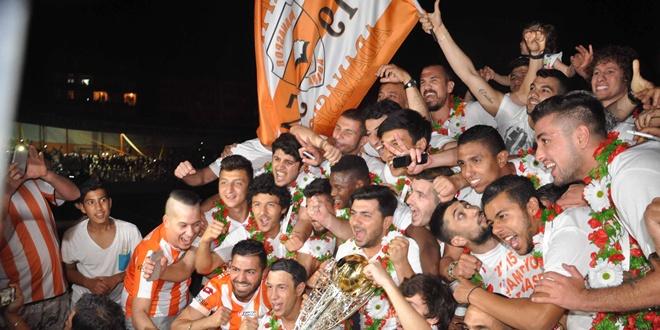 Adanaspor İlk maçında Bursa'yı ağırlıyor