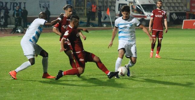 Demirspor Elazığ'a 3-2 Yenildi