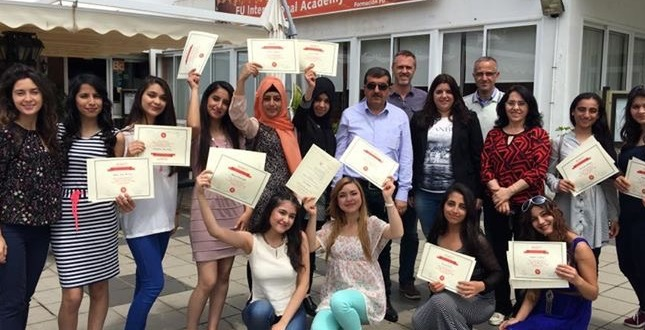 Öğrencilerin Avrupa Projesi