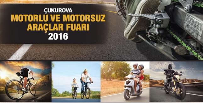 Adana'da motosiklet fuarı açılıyor