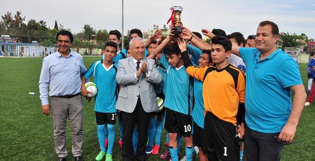 Şampiyon Seyhan Belediye