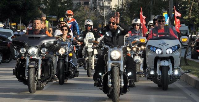 Motosikletle Şehir Turu