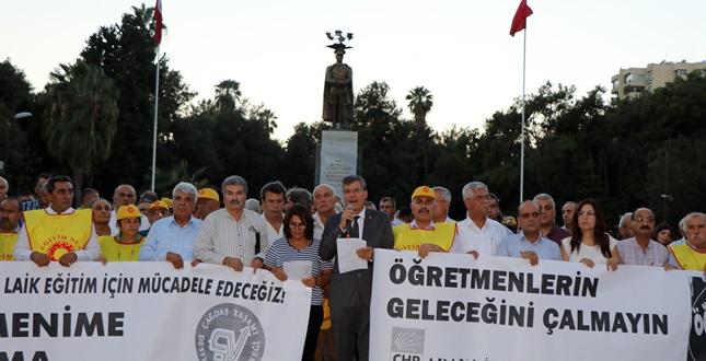 """""""İKTİDAR KENDİ İÇİNDEKİ FETÖ'CÜLERİ TEMİZLESİN"""""""