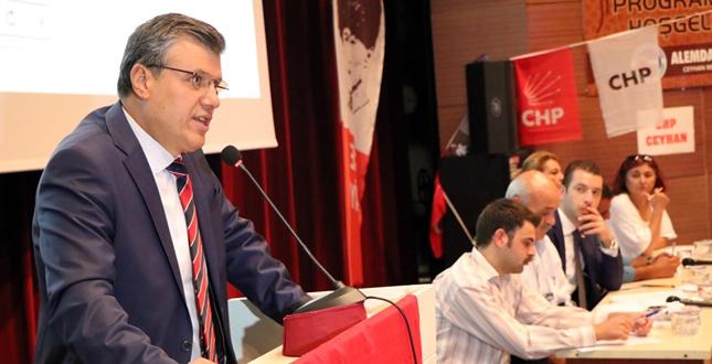 """""""AKP, OHAL İLE HAK iRADESİNE İPOTEK KOYDU"""""""
