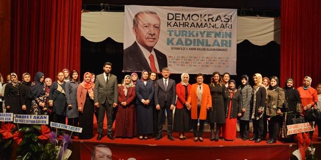 AKP'DE İL KONGRESİ 1 NİSAN'DA