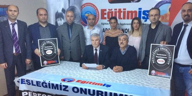 """""""ÖĞRETMEN NOT İSTEMEZ, ÖĞRETMEN SADECE DERS VERİR!"""""""
