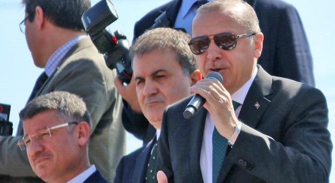 AKP İL BAŞKANI FİKRET YENİ'DEN KONGRE TEŞEKKÜRÜ