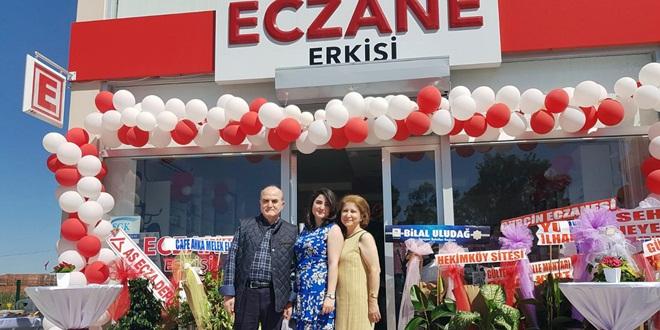SARIÇAM'A ERKİŞİ ECZANESİ