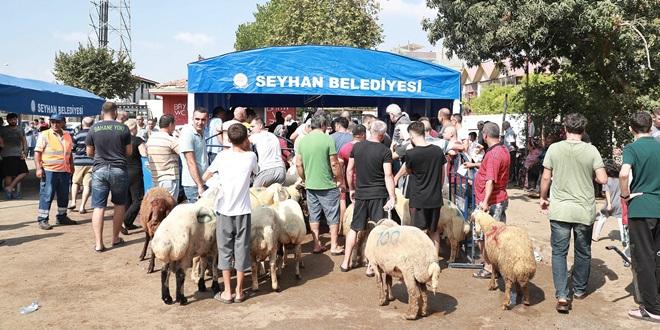 SEYHAN'DA KURBAN KESİMİ ÜCRETSİZ YAPILACAK