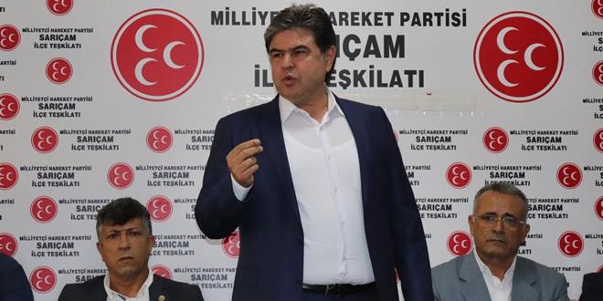"""MHP'DEN TEMSA'YA """"ALTIN YUMURTLAYAN TAVUK"""" BENZETMESİ"""