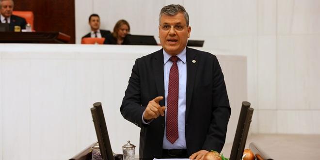 """CHP'Lİ BARUT'TAN """"GÜBREDE TEK BİR FİRMA ZENGİN EDİLDİ"""" İDDİASI"""