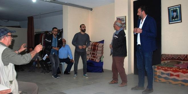 PİR SULTAN ABDAL'I SAHNELEYECEKLER