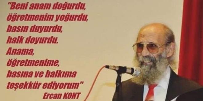 ERCAN KONT'U YİTİRDİK