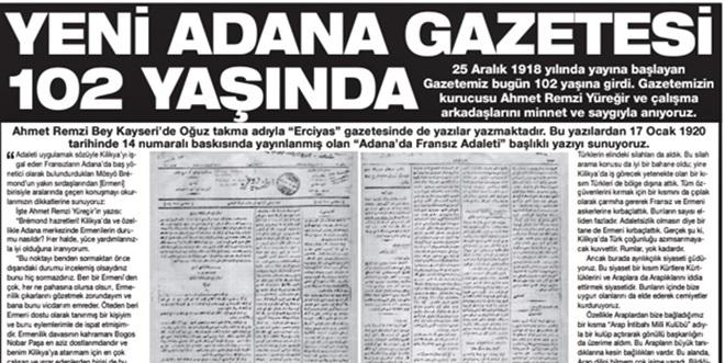 TÜRKİYE'NİN ÇINARI 102 YAŞINDA