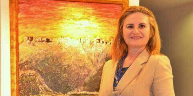 RESSAM GÜHER, ANAVARZA KALESİ'Nİ ÇİZDİ