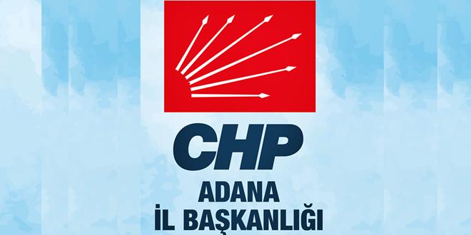 CHP'DEN CEYHAN'A ÇIKARTMA