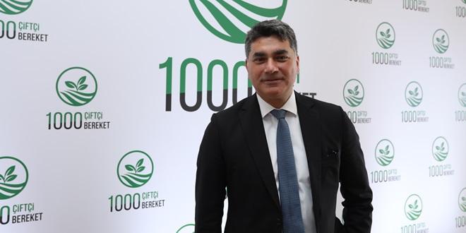 '1000 ÇİFTÇİ 1000 BEREKET' PROGRAMI MISIRDA VERİMİ ARTTIRIYOR