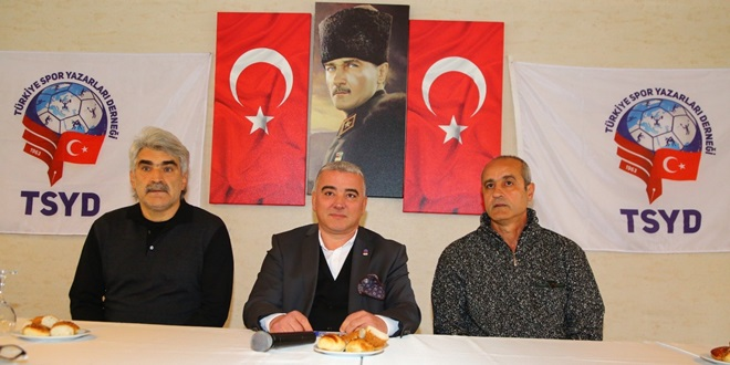 TSYD'DE BİR ARAYA GELDİLER