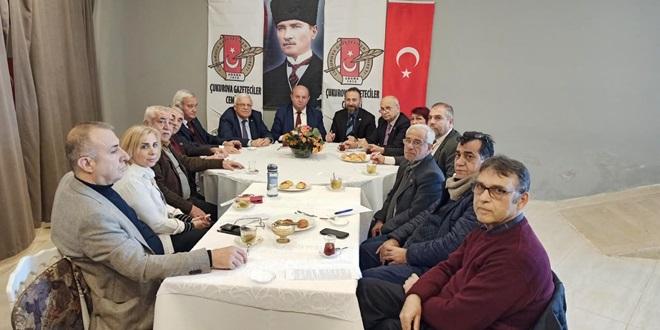 ÇGC BASIN MECLİSİ İLK KEZ TOPLANDI