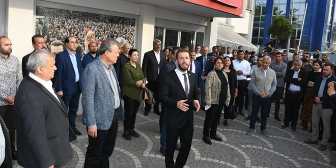 CHP'DEN MAZBATA İPTALİNE TEPKİLER