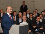 ADANA'DA KORONAVİRÜS KOORDİNASYON TOPLANTISI