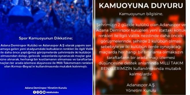 "ADANA'DA ""KIRMIZI KOLTUK"" BİLMECESİ"