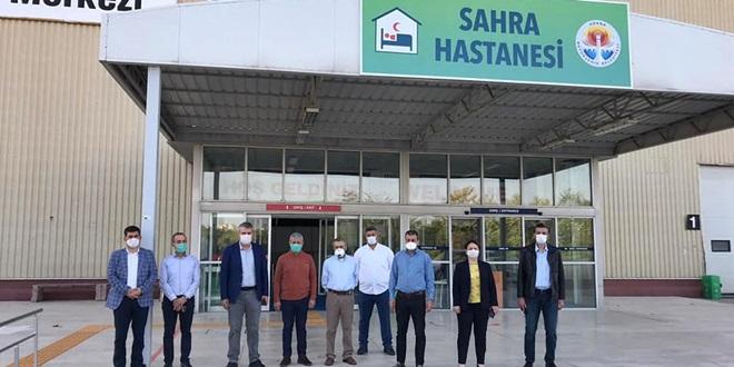 """"""" SAHRA HASTANESİ KULLANILSAYDI SALGIN ADANA'DA BU KADAR BÜYÜMEZDİ"""""""