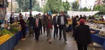MAHALLE/SEMT PAZAR YERLERİNDE DENETİM