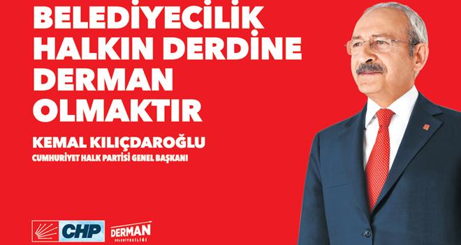 """""""DERMAN BELEDİYECİLİĞİ""""!"""