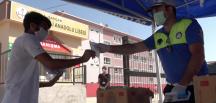 Büyükşehir Sınava Giren Öğrencileri Yalnız Bırakmadı