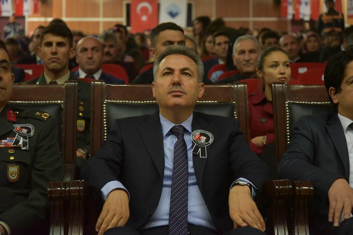 ADANA'NIN YENİ VALİSİ SÜLEYMAN ELBAN