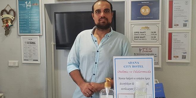 """""""GÜVENLİ TURİZM SERTİFİKASI"""""""