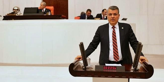 "CHP'Lİ BARUT: ""HAVAALANI İHALESİ RANT VE TALAN KOKUYOR"""