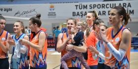 MERİNOS'U 3-1'LE GEÇTİ
