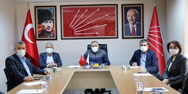 """CHP'DEN """" CEYHAN BELEDİYESİ"""" SORUŞTURMASI AÇIKLAMASI"""