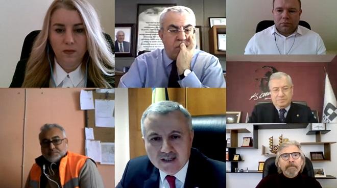 MOLDOVA 'YA 1 MİLYAR DOLARLIK TİCARET HEDEFLENİYOR