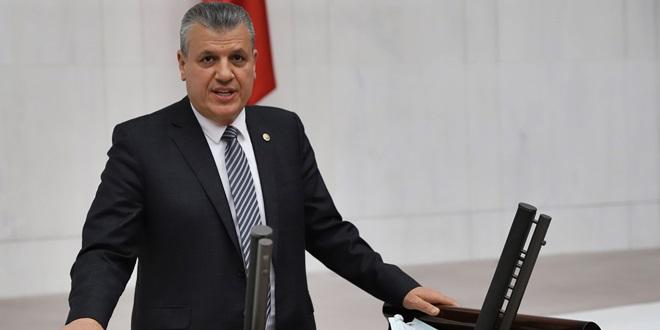 CHP'Lİ  BARUT'TAN TÜVTÜRK TEPKİSİ
