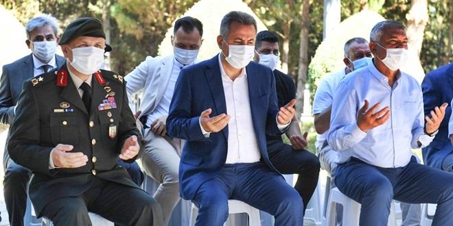 VALİ ELBAN'DAN BAYRAM ZİYARETLERİ