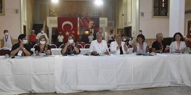 KAMU VE SİVİL TOPLUM ÖRGÜTLERİ KADINLARIYLA TOPLANTI