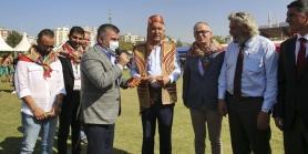 İSMET ATLI KARAKUCAK GÜREŞLERİ KOZAN'DA YAPILDI